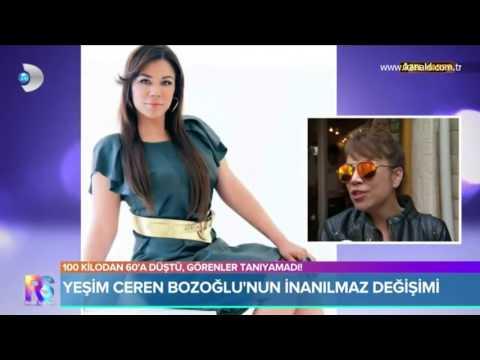 Yeşim Ceren Bozoğlu 40 kiloyu nasıl verdi? (Op. Dr. Fakı AKIN)