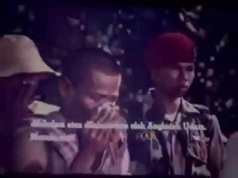 Pidato Mayjen Jenderal Soeharto Saat Pengangkatan Jenazah Korban Kebiadaban G30S/PKI Di Lubang Buaya