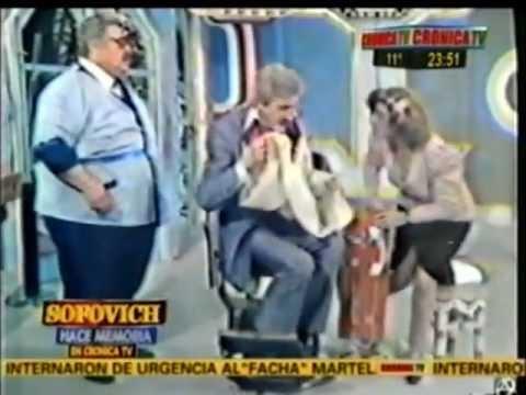 La Peluqueria de Don Mateo en Sofovich hace memoria.