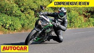 Kawasaki Z250 | Comprehensive Review | Autocar India