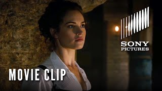 Pride and Prejudice and Zombies Movie Clip - Admire