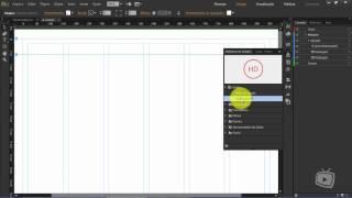 Curso Adobe Muse CC - Aula 34 Biblioteca de Widgets [Botões]