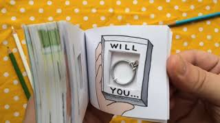 Best ❤propose to girl|| girl proposal Flip Book||
