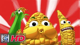 "CGI 3D Animated Short: ""Hors Champ""  - by ESMI"