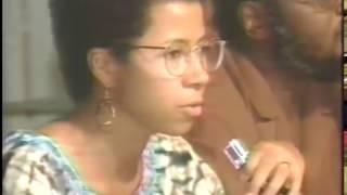 1989 African World Festival, Tape 1