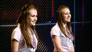 The Veronicas on X-Factor - Part 1 (Boot camp day 1)