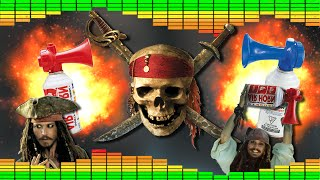 Pirates of the Caribbean  - MLG Airhorn Remix