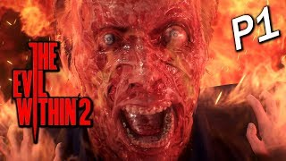 The Evil Within 2《邪靈入侵2》Part 1 - 恐怖噩夢再次發生