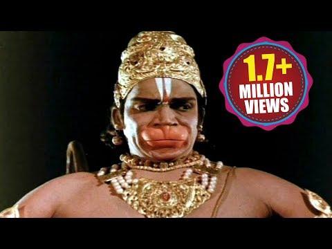 Xxx Mp4 Sampoorna Ramayanam Action Scenes Hanuman Fight With Lankini 3gp Sex