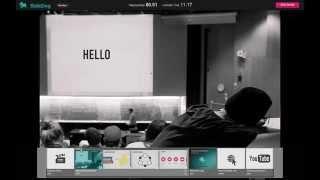 Creating a show with SlideDog