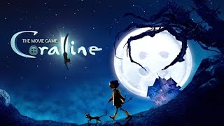 CORALINE (2009) ENGLISH FULL MOVIE Game - All Cutscenes Cinematics - Games for Kids