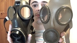 How to improve a gas mask