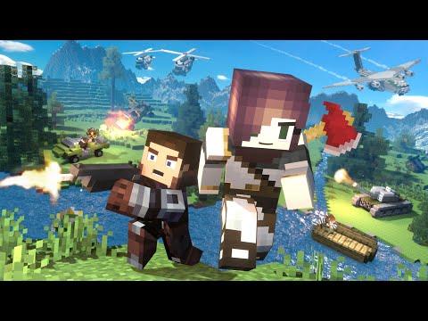Battle Royale FULL MOVIE Minecraft Animation