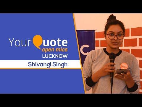 Xxx Mp4 Likhti Hoon More By Shivangi Singh Hindi Poetry YQ Lucknow Open Mic 6 3gp Sex