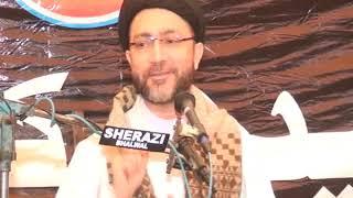 Shia Sunni Hotay mein nay Dekhay hein Allama Shahenshah Hussain Naqvi