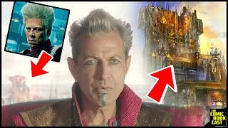 The Collector and His Thor Ragnarok Tower Revealed