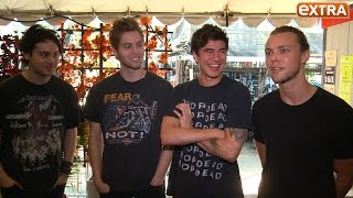 5 Seconds of Summer on 'She's Kinda Hot,' New Album, and What They Miss Most on Tour