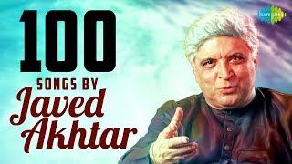 Top 100 Songs of Javed Akhtar | Ek Ladki Ko Dekha | Dekha Ek Khwab | Aisa Lagta Hai