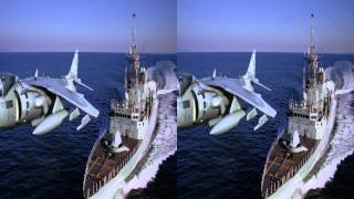 Samsung DEMO 2012 3D - Legend of Flight [FULLHD; AnamorphStereo]