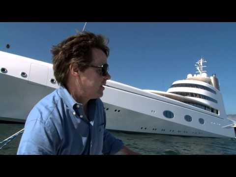 Mr. Malibu Russian Billionaire 300 Million A Yacht Movie