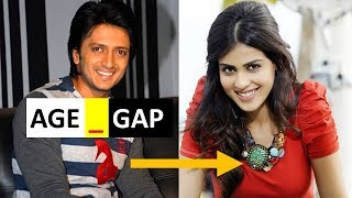 Age Gap Couples Celebs with big age difference