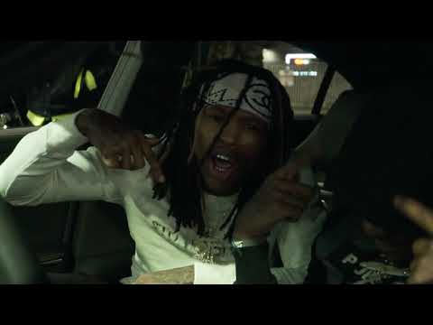 SimxSantana For A Fact Feat. King Von Official Video