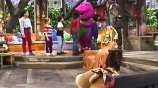 Barney's Beach Party Part 4