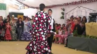 Concurso de sevillanas 2010 (Sonia y Victor)   2º premio!!