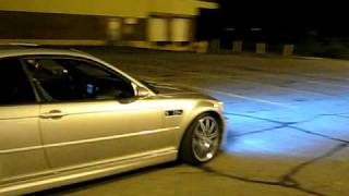 Doing Donuts In My 03' E46 M3