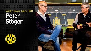 Welcome to BVB, Peter Stöger! | Interview