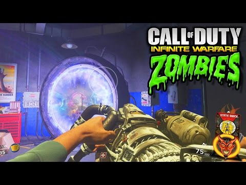 Zombies In Spaceland: