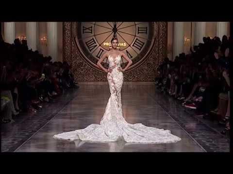 Pronovias 2016 Fashion Show Full version