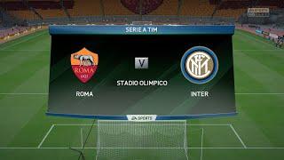 FIFA 16 - AS Roma vs. Internazionale @ Stadio Olimpico