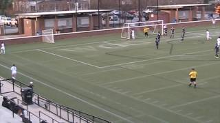 Luella Boys vs Woodward 3/28/17 Loss 9-0 1st Half