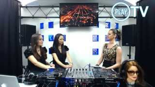Live @PlayTV Time2Babs 30.04.2014 - Hard Candies & Dj Vicky Sky