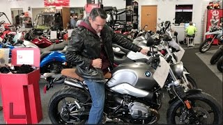 My Dads Next Motorcycle | First Ride Together