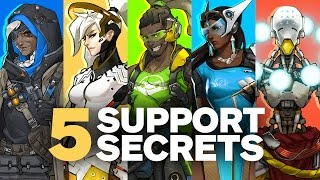 5 Secrets about Overwatch