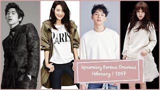 Upcoming Korean Dramas February 2017