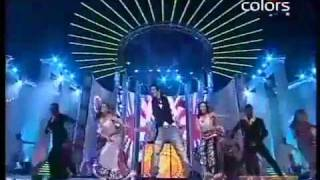 Shahrukh Khan Performance at Star Screen Awards 2011