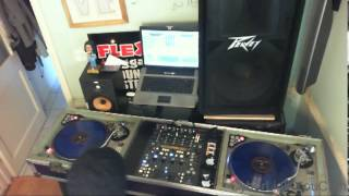 Dj Flex pon the brand new Rootsman Riddim - Feb 2013 & Trodin' To Zion Riddim (2001)
