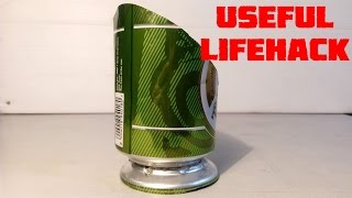 Amazing Life Hacks With Aluminium Can | Soda Can Life Hacks |