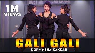 KGF:  Gali Gali Dance Video   Neha Kakkar   Mouni Roy   Vicky Patel Choreography