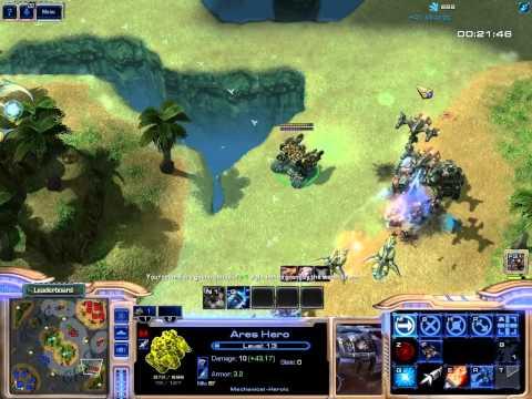 SC2 FFS Event231 Game 4 Part 2/3 (Hero Attack 3X)