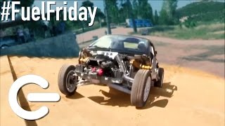 Korres P4: The All Terrain Buggy - The Gadget Show #FuelFriday