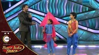 DID L'il Masters Season 2 June 09 '12 - Shalini & Faisal