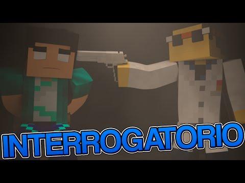 Minecraft: SUBMERSOS 2 - #05 O INTERROGATÓRIO