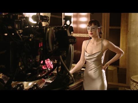 Xxx Mp4 Go Behind The Scenes On FIFTY SHADES DARKER With Dakota Johnson Amp Jamie Dornan MOVIE CLIPS 3gp Sex