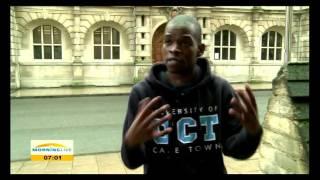 Oxford University's racist and violent attitudes are unacceptable: Qwabe