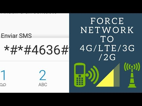 Xxx Mp4 How To Force The Mobile Phone Network Mode To 2G 3G 4G LTE On Android 3gp Sex