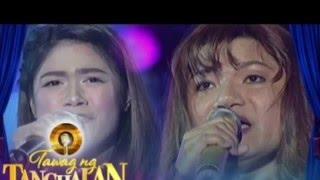Mary Gidget Dela Llana performance songs part 1